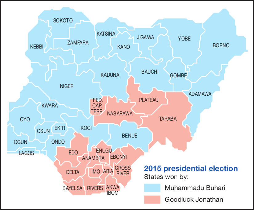 Nigeria political